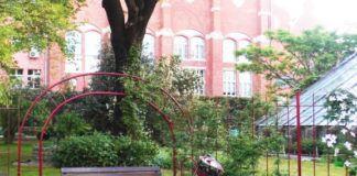 Bramka ogrodowa